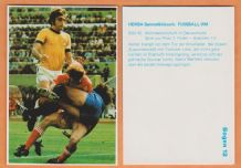 Poland v Brazil 1974 World Cup (Blue) (45) (B)